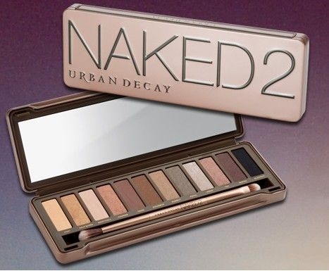 Palette Urban Decay NAKED2.