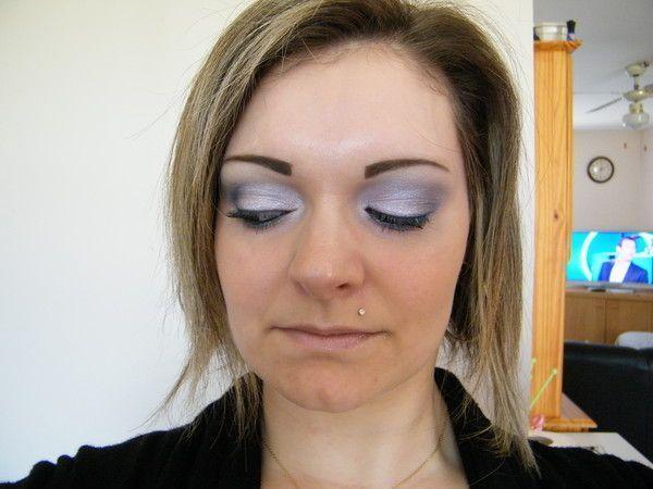 FOTD : Maquillage de mariage  par CaTh84